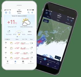 Foreca Weather app